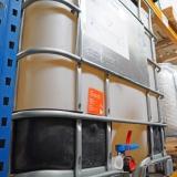 Lösemittelhaltiger Reiniger, CKW frei Flammpunkt 41°C, 1000 ltr. Container